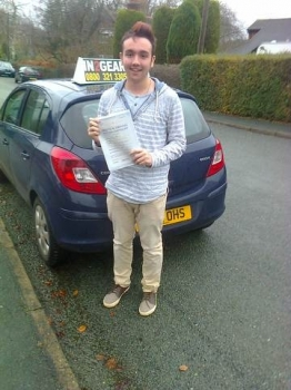 Hadley passed with Phil Hudson on 161313