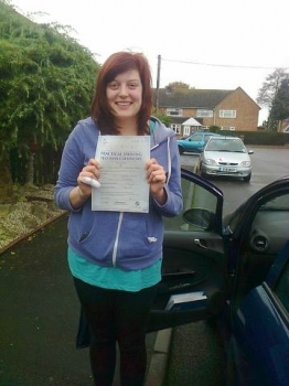Kelly passed with Phil Hudson on 291113